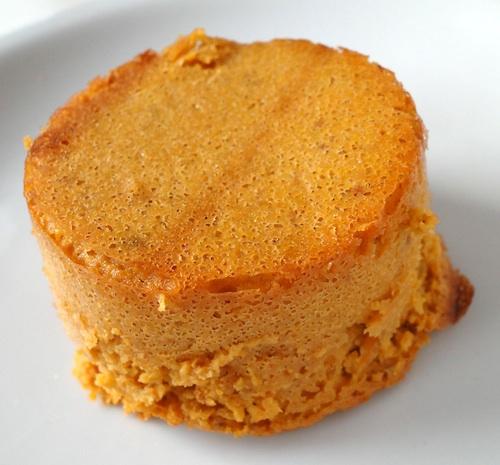 Dessert tout simple aux patates douces