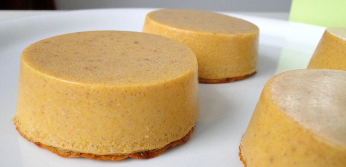 Tartelettes courge-whey
