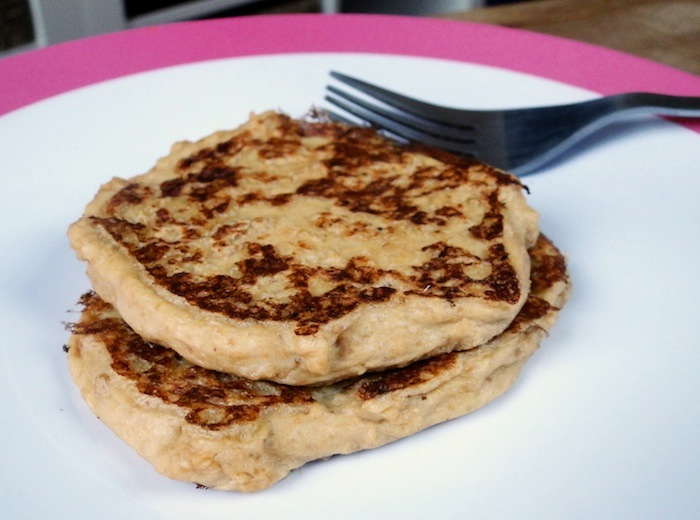 pancakes v g taliens la farine de lin. Black Bedroom Furniture Sets. Home Design Ideas