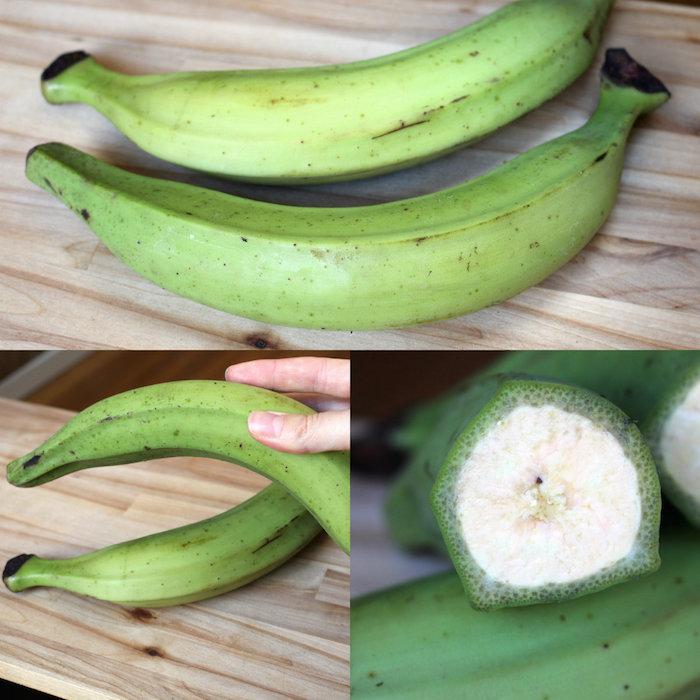 J 39 ai test les l gumes exotiques - Cuisiner banane plantain ...