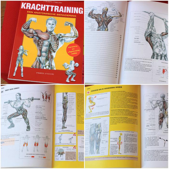 Livres d'anatomie fitness pour sportifs | Fitnessfriandises.fr