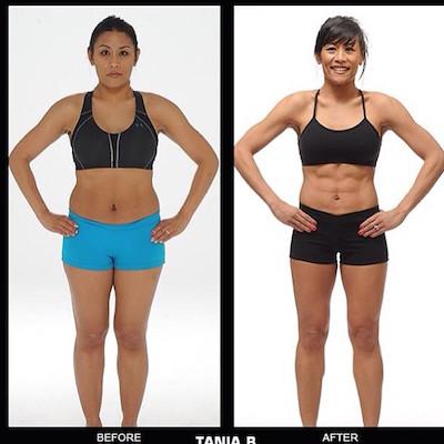 comment prendre masse musculaire femme