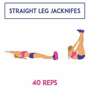 Exercice de Jackknives