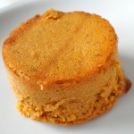 Gâteau sans farine à la patate douce