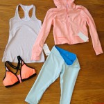 My Lululemon shopping haul