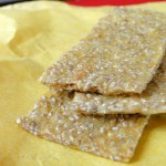 2-ingredient crackers