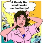 I need a candy bar