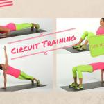 "Créer sa propre séance de ""circuit training"""