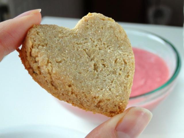 Dessert Pour Detox De Printemps Biscuits Vegetaliens Et Compote De