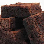 Brownies aux haricots mungo