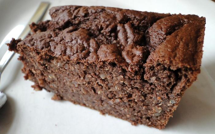 Gateau Au Chocolat A La Quinoa Sans Gluten Fitnessfriandises Fr