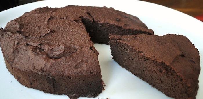 Fabulous Gâteau au chocolat à la farine de coco (régime paléo  CJ98