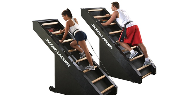 jacob 39 s ladder l 39 chelle de jacob ma machine cardio pr f r e. Black Bedroom Furniture Sets. Home Design Ideas