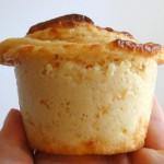 Muffins aux protéines de pois
