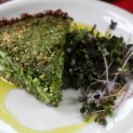 Quiche de restes à la quinoa