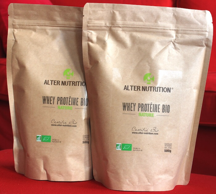 Alter Nutrition Whey Proteine Bio