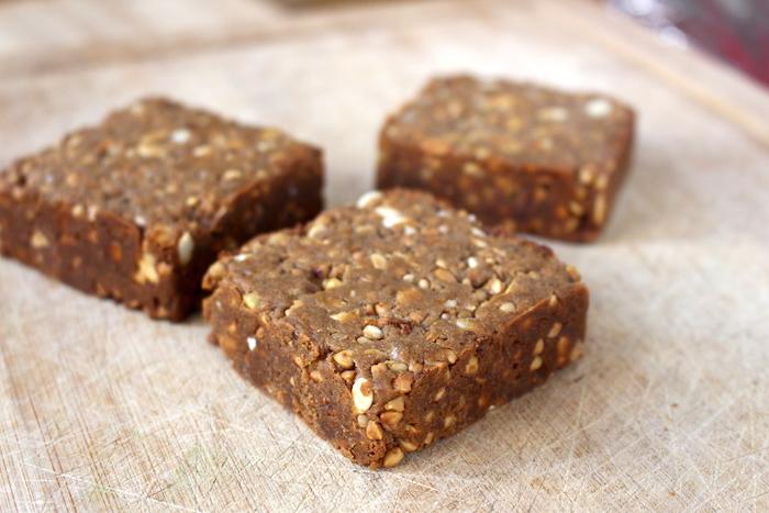 Biscuits croquants chataignes sarrasin