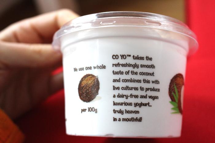 Coyo, un yaourt sans lait de vache ni soja, à base de lait de coco