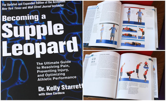 Livre Becoming a supple leopard de Kelly Starett