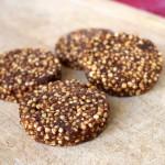 Palets quinoa kasha