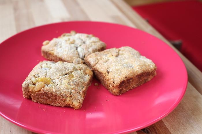Biscuits scones à la whey