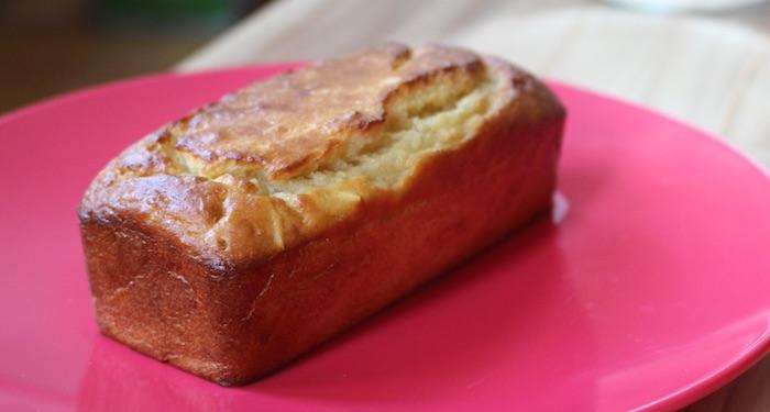 Cake à la cassave