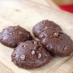 Cookies whey chocolat noisettes