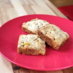 Biscuits secs orange amandes