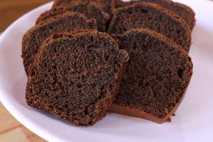 Gâteau au Nutella sans sucre ajouté