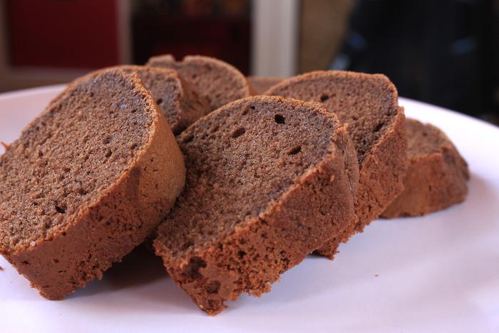 Gateau au Nutella à base de 4 ingrédients