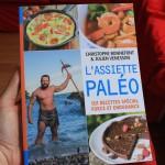 """Ma recette copiée-collée dans le livre """"L'assiette paléo"""""""