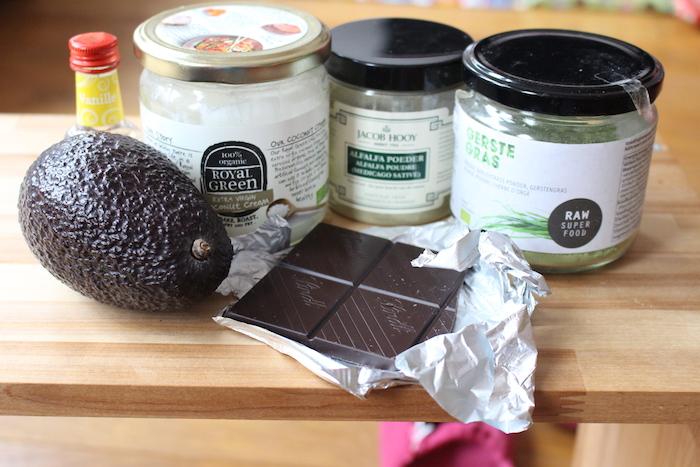 ingrédients truffes vegan