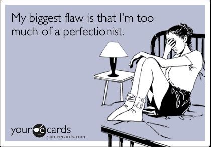Perfectioniste