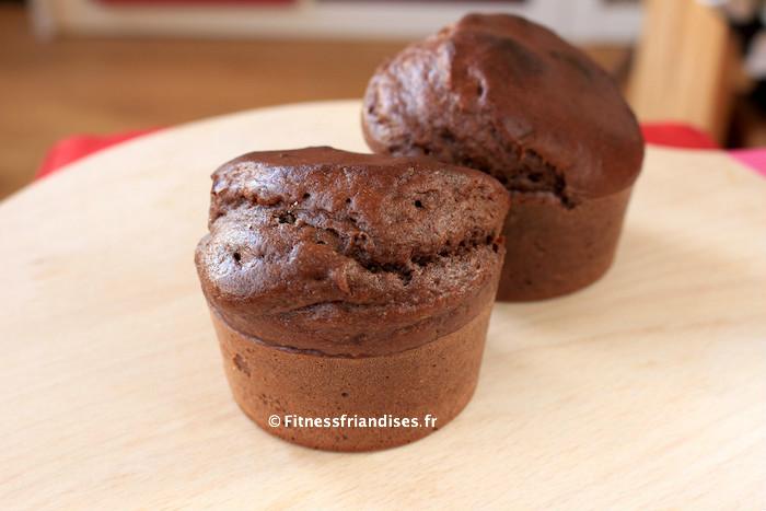 Muffins protéinés à la whey, réussis et légers