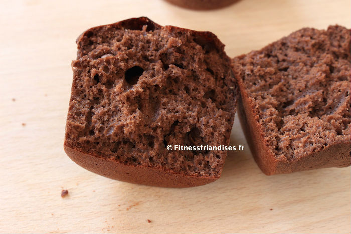Turbo Muffins protéinés à la whey et à la farine de sarrasin  SA13