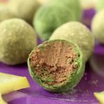 Truffes paléo/vegan aux poudres de perlimpinpin