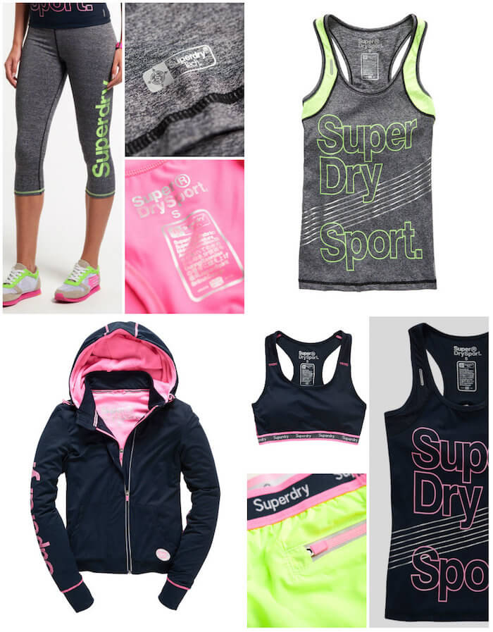 Collection Superdry sport 2015