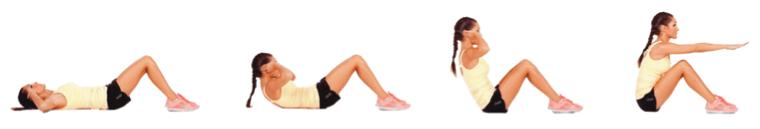 Exercice de crunch