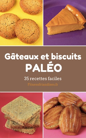 Recettes de gateaux et biscuits paleo