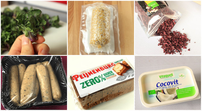 6 nouveaux produits vegan