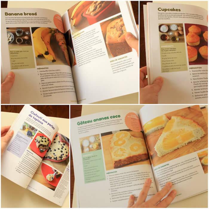 Recettes de desserts paléo