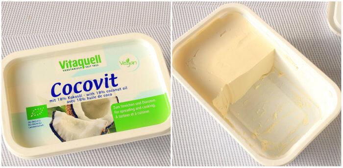 Vitaquell Cocovit margarine vegan