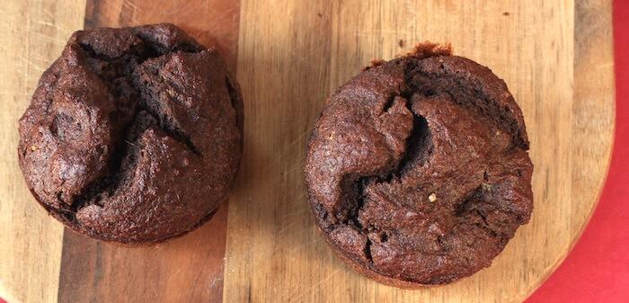 Muffins chocolat fonio