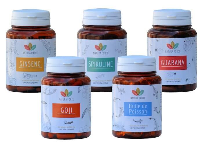 Compléments alimentaires Naturaforce