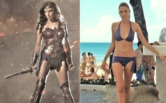 Gal gadot superwoman