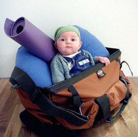 Bébé de poche