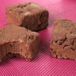 Des brownies sans cuisson aux protéines de whey