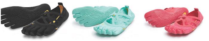Chaussures minimalistes Vibram Alitza Loop en 3 couleurs