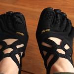 J'ai testé: les chaussures à orteils
