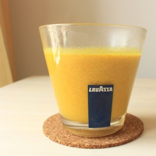 Tasse de Golden Latte